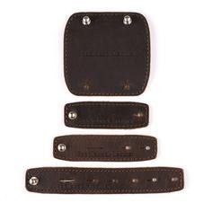 Dark Coffee Brown Cord Wrap Set - Saddleback Leather Co.