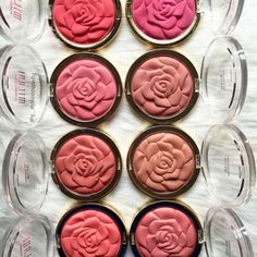 ✨Milani Blushes✨ This blushes are beautiful and apply very nicely with a synthetic hair blue brush.