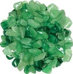 Aventurine Healing Properties… Green Aventurine is a powerful crystal healing stone and can be used to balance and energize the heart chakra. It is believed to help treat disorders of the heart, lungs, adrenal glands, muscular and urogenital systems