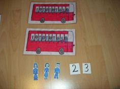 autobus de las decenas