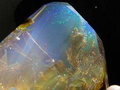 海の世界を閉じ込めたような石 幻想的なオレゴンオパール - NAVER まとめ