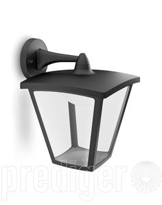 Philips myGarden Cottage LED Außenwandlaterne 15481/30/16