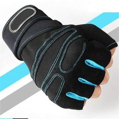 M-XL Gym Gloves Heavyweight Sports Exercise Weight Lifting Gloves Body Building Training Sport Fitness Gloves Gym Gloves, Workout Gloves, Crossfit Gloves, Hand Gloves, Weight Lifting Gloves, Gym Weights, Best Gym, Sports Training, Gym Training