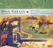 Don Gillis: Symphony X; Tulsa; Symphony No. 3 [Super Audio Hybrid CD]