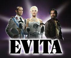 Evita, de musical