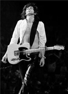 Keith Richards by Lynn Goldsmith