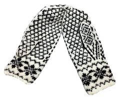 Pure Wool Norwegian Hand Knit Mitten Pure Wool Norwegian Hand Knit Mitten - Sweater Chalet Always aspired to learn to knit, yet unclear the place to sta. Hand Crochet, Crochet Hooks, Hand Knitting, Crochet Needles, Personalized Christmas Gifts, Knit Mittens, Crochet Patterns For Beginners, Learn To Crochet, Craft Stick Crafts