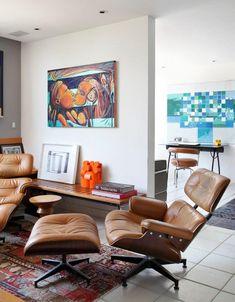 Apê carioca é repleto de peças de design Arquiteta transforma casa em um grande showroom