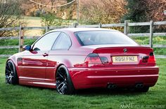BMW & Style: wants to know what's not to love? E46 Sedan, E46 Coupe, M Bmw, Bmw Z3, My Dream Car, Dream Cars, Mustang, Diesel, Car Head