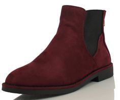 Soda Women's Vermont Faux Suede Cowboy Elastic Side Panel Ankle Bootie *** Quickly view this special boots, click the image : Ankle Boots