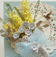 Tiny Things with Wings - B266 - Cheery Lynn Designs