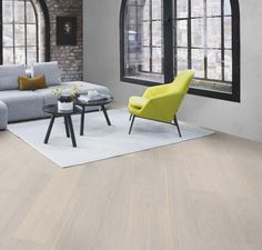 Wide Boen Andante White Oak Plank Live Pure Lacquered Brushed are made with a Boen X-Press click system, enabling easier and faster installation Engineered Wood Floors, Hardwood Floors, Wood Flooring, Grey Laminate, Wide Plank, Floor Design, White Oak, Modern Rustic, Home Furnishings