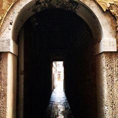 Venice famous little lanes...