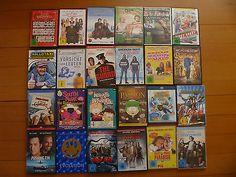 DVD-Comedy-Sammlung 24 Filme inkl. 1. Staffel Shameless sowie Hallo Taxisparen25.com , sparen25.de , sparen25.info