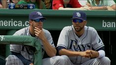 David Price and James Shields, Tampa Bay Rays
