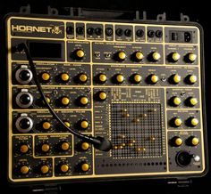 A Synthi/Wasp cross-pollination? Looks very cool.