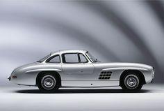 1954–57 Mercedes-Benz 300 SL Gullwing