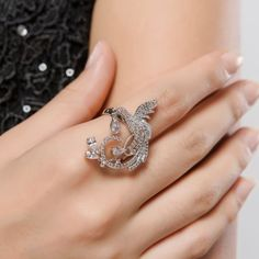 Creature Feature Ring