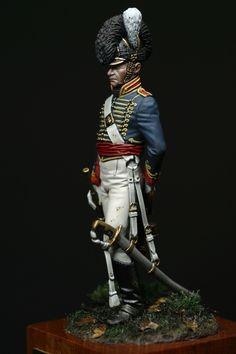 Quatermaster RHA - 1812 - Virtual Museum of Historical Miniatures Royal Horse Artillery, British Uniforms, Virtual Museum, Napoleonic Wars, Close Image, Triathlon, Soldiers, Empire, Army