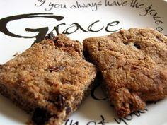 Your family will love these slightly sweet cinnamon and honey spelt biscuits with raisins. | TraditionalCookingSchool.com