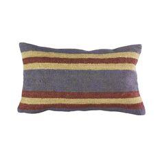 Kilim Pillow Ivory Stripe