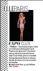Cecile plaisance la parisienne article barbie wall street journal qu - La parisienne journal ...