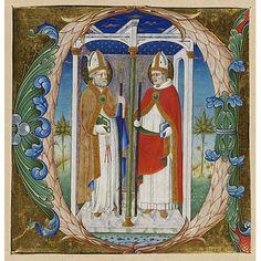 Manuscript  Date: ca. 1450-1475 (illuminated)  Place: Italy