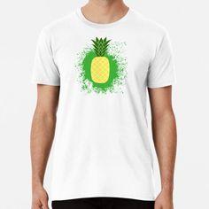 « Ananas Fruit Exotique » par LenysEcoHome | Redbubble Gold Pineapple, Golden Color, T Shirt, Mens Tops, Exotic Fruit, Supreme T Shirt, Tee Shirt, Tee