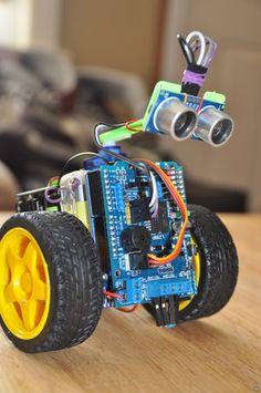 thesis autonomous robot