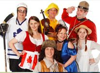 Oh Canada Eh! Dinner Show is a great night for the whole family to enjoy!