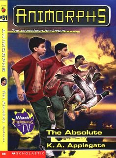 Animorphs 51 The Absolute