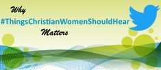 Earlier this week, Canadian author and speaker Sarah Bessey inadvertently started a Twitter phenomenon when she began a conversation with the hashtag, #ThingsOnlyChristianWomenHear. The responses w…