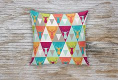 Hipster Style Decorative Pillows