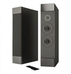 German Engineered Home Monitor Speakers - Thonet & Vander - TURM BT - Blow up your senses. Thonet and Vander Home Monitor, Monitor Speakers, Bluetooth, Engineering, Audio, Theater, German, Deutsch, German Language