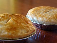 **MADE** Meat Pie - WONDERFUL recipe! Puff pastry crust make it super delicious. made-and-delicious Pie Recipes, Cooking Recipes, Pastry Recipes, Cooking Tips, Vegan Recipes, Australian Meat Pie, Puff And Pie, Beef Pies, Ground Meat Recipes
