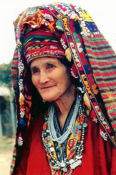 Uzbekistan | Old Kungrat woman.  Surxondaryo Province, in the extreme south-east of the country || Scanned postcard; photo A. Zueva.  Post stamped 2013
