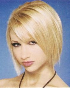 Hairstyle For Fine Hair Classic Bob Hairstyle