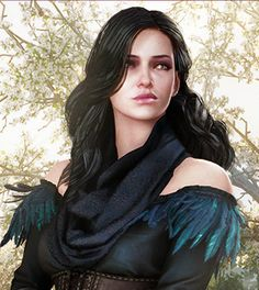 The Witcher Wild Hunt is now available! Get your copy now! Yennifer Witcher, The Witcher Wild Hunt, The Witcher Geralt, Fantasy Rpg, Fantasy Story, Fantasy Literature, Yennefer Of Vengerberg, Character Portraits, Video Game Art