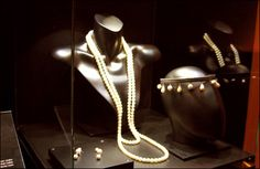 Maria Callas Stage Jewelry Exhibition