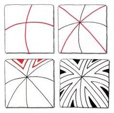 zentangle basics free - Google Search