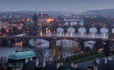 Prague, Czech republic by Anna Pakutina on 500px
