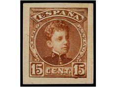 Alfonso XIII - 1901