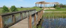 Blue Heron Trails - National Wildlife Refuge - Beautiful nature walks, bird watching, and kayaking.