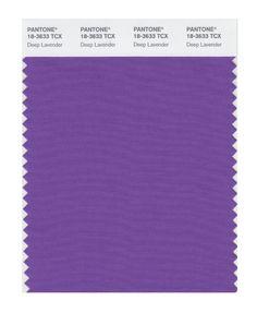 Pantone Smart Swatch 18-3633 Deep Lavender