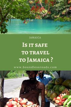 Safety in Jamaica has always been a very much discussed topic and here I will try to give you my most humble and objective opinion after living in this beautiful island for about 2 years. I hope it will be useful for you to get ready for your next trip to I Want To Travel, Travel With Kids, Family Travel, Living In Jamaica, Funny Anecdotes, Negril Jamaica, Montego Bay, Time Travel, Travel Tips