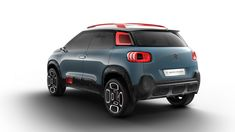 Citroen C-Aircross Concept Hinting To The Next-Gen C3 Picasso The new Citroen C-Aircross concept will be revealed at the 2017 Geneva Motor Show in March. As a concept right now, it offers us an idea of the next-gen C3 Picasso, turning from MPV to SUV. Its design is based on the latest C3 and C4 Cactus. It has got wheel arch extensions, front bumper air...