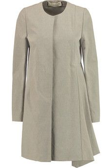 Marni Woven cotton-blend coat