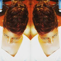 HOLIDAY HAIR #shorthair #shorthairdontcare #holiday #khemistrehairstudio #standup #lahair #hairstylist by tufftiph