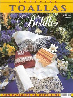 Bolillos para las toallas. - rosi ramos - Picasa Web Album