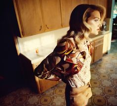 Lily Donaldson by Tom Craig for Porter Magazine #8 Summer 2015